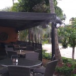 Anthony's Coal Fired Pizza, Delray Beach, Florida Misting System